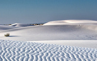 Sand Layers - White Sands