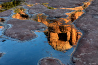 Cathedral Rock Reflection at Red Rock Crossing 5