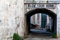 Blow Your Horn - Passageway, Alcatraz
