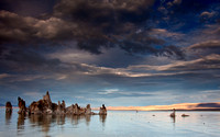 Mono Lake at Sunset 1