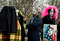 Photo By Terry Scussel  - Sisters of Perpetual Indulgence at Women's March SF 1