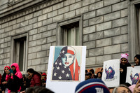 Photo By Terry Scussel  - Women's March SF 20