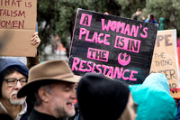 Photo By Terry Scussel  - Women's March SF 30