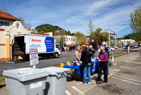 Whistlestop / Access Shred Day 2013